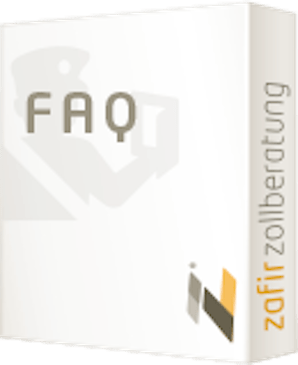 FAQ zarif Zollberatung Software